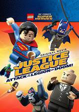 Movie LEGO DC Super Heroes: Justice League - Attack of the Legion of Doom!