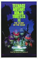 Movie Teenage Mutant Ninja Turtles II: The Secret of the Ooze