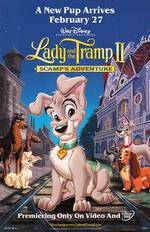 Movie Lady and the Tramp II: Scamp's Adventure