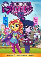 Movie My Little Pony: Equestria Girls - Friendship Games