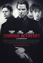 Movie Criminal Activities