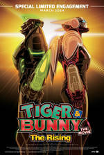 Movie Tiger & Bunny: The Rising
