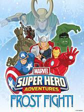 Movie Marvel Super Hero Adventures: Frost Fight!