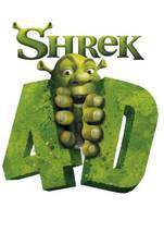 Movie Shrek 4-D