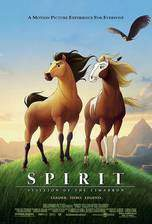 Movie Spirit: Stallion of the Cimarron