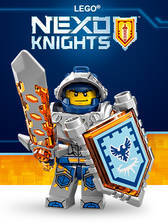 Movie LEGO NEXO Knights