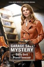 Movie Garage Sale Mystery: Guilty Until Proven Innocent