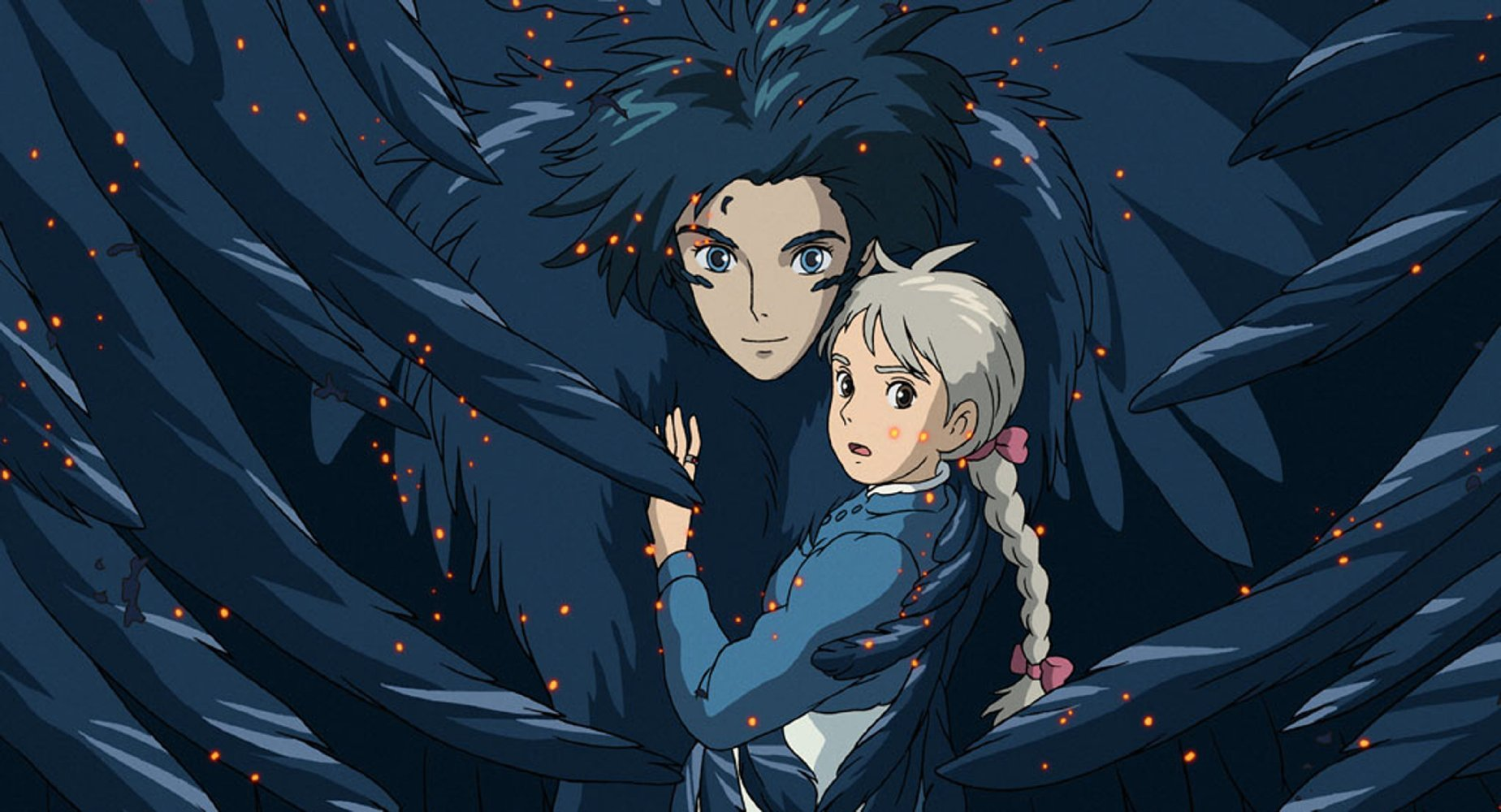 Watch Howl's Moving Castle full movie online