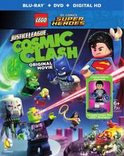 Movie Lego DC Comics Super Heroes: Justice League - Cosmic Clash