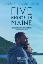 Movie Five Nights in Maine