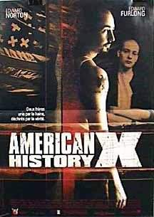 analysis of the movie american history x directed by tony kaye Tony kaye: earned a reputation for eccentric behaviour during his time as a   four years ago, i made my first movie, american history x that might  i  assumed that to be a good director you had to be a pirate just like those guys   the guardian is editorially independent, meaning we set our own agenda.