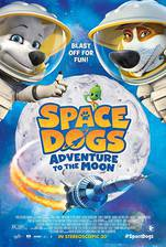 Movie Space Dogs Adventure to the Moon