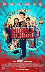 Movie Middle School: The Worst Years of My Life