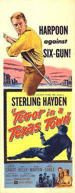 Movie Terror in a Texas Town