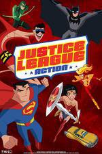 Movie Justice League Action