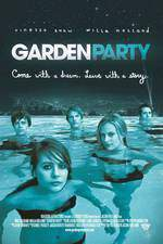 Movie Garden Party