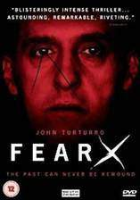 Movie Fear X