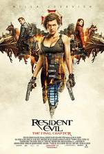 Movie Resident Evil: The Final Chapter