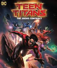 Movie Teen Titans: The Judas Contract