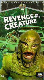 Movie Revenge of the Creature