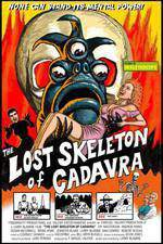 Movie The Lost Skeleton of Cadavra