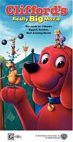 Movie Clifford's Really Big Movie