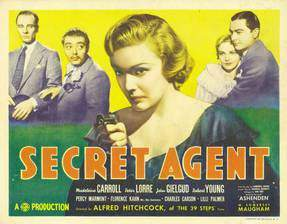 Movie Secret Agent