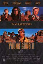 Movie Young Guns II
