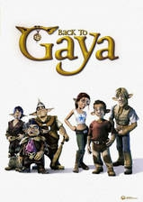Movie Back to Gaya (Boo, Zino & the Snurks)