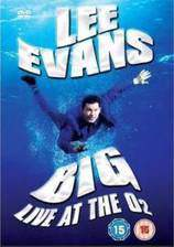 Movie Lee Evans: Big Live at the O2