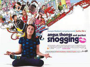 Movie Angus, Thongs and Perfect Snogging