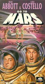 Movie Abbott and Costello Go to Mars