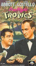 Movie One Night in the Tropics