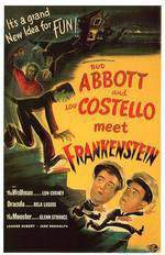 Movie Bud Abbott Lou Costello Meet Frankenstein