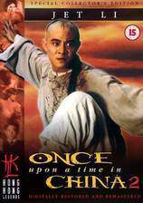 Movie Wong Fei Hung II: Naam yi dong ji keung