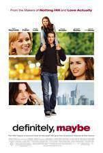 Movie Definitely, Maybe