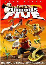 Movie Kung Fu Panda: Secrets of the Furious Five