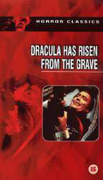 Movie Dracula Has Risen from the Grave