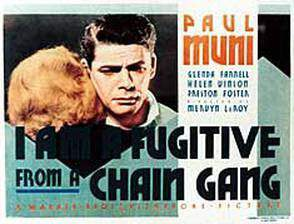 Movie I Am a Fugitive from a Chain Gang