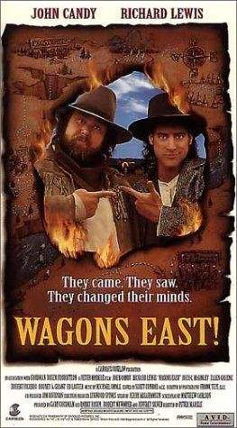 Watch Wagons East full movie online