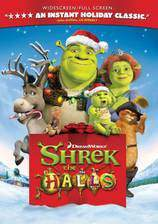 Movie Shrek the Halls
