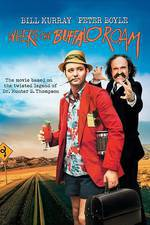 Movie Where the Buffalo Roam