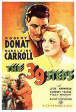 Movie The 39 Steps