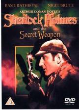 Movie Sherlock Holmes and the Secret Weapon
