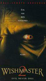 Movie Wishmaster 2: Evil Never Dies