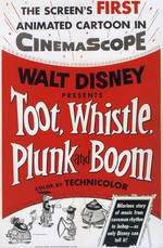 Toot Whistle Plunk and Boom