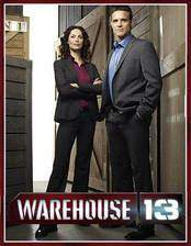 Movie Warehouse 13