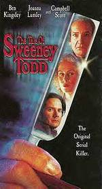 Movie The Tale of Sweeney Todd