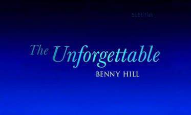 Movie The Unforgettable Benny Hill
