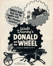 Movie Donald and the Wheel
